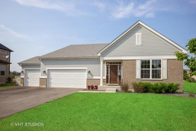25114 W Zoumar Drive, Plainfield, IL 60586 (MLS #10057919) :: The Jacobs Group