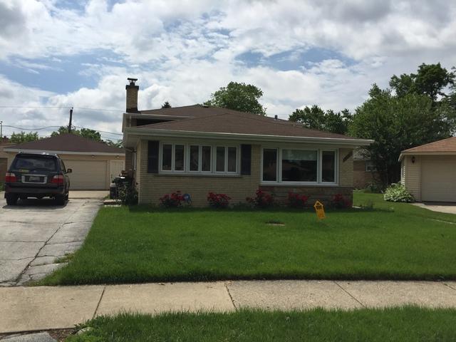 8511 Lillibet Terrace, Morton Grove, IL 60053 (MLS #10057931) :: The Jacobs Group