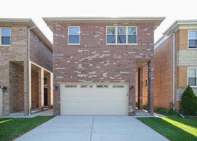 3706 Gunderson Avenue, Berwyn, IL 60402 (MLS #10057935) :: The Jacobs Group