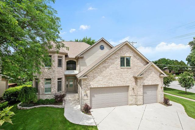 814 W Kathleen Lane, Palatine, IL 60067 (MLS #10057972) :: The Jacobs Group