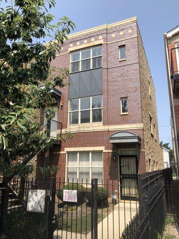 2516 W Flournoy Street #2, Chicago, IL 60612 (MLS #10058028) :: The Saladino Sells Team