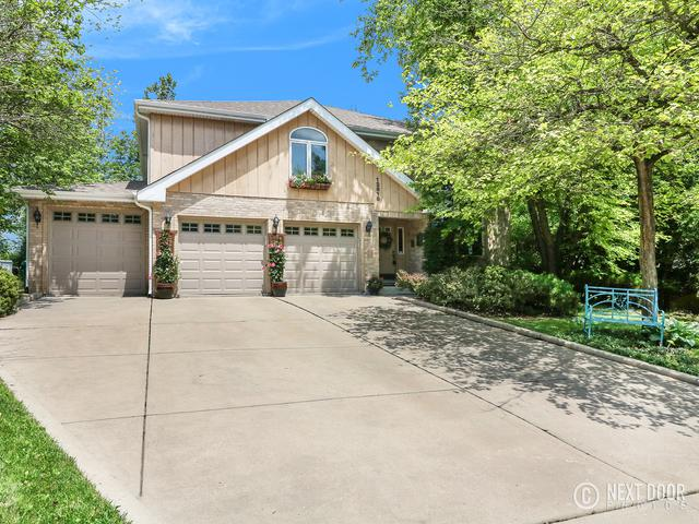 12818 W Pheasant Court, Homer Glen, IL 60491 (MLS #10058121) :: The Jacobs Group