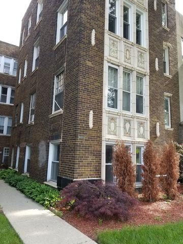 2838 W Addison Street G, Chicago, IL 60618 (MLS #10058128) :: The Jacobs Group