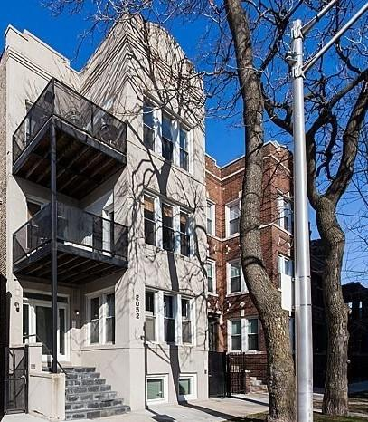 2052 N Campbell Avenue 2W, Chicago, IL 60647 (MLS #10058152) :: The Jacobs Group