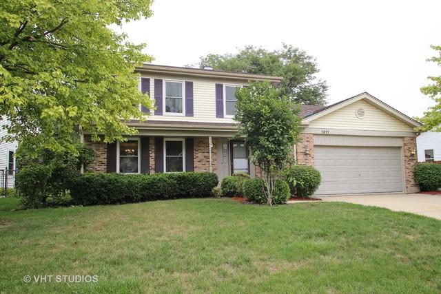 1211 Lockwood Drive, Buffalo Grove, IL 60089 (MLS #10058175) :: The Jacobs Group