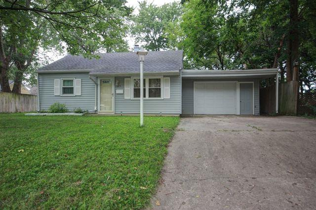105 Winding Lane, Rantoul, IL 61866 (MLS #10058190) :: The Jacobs Group