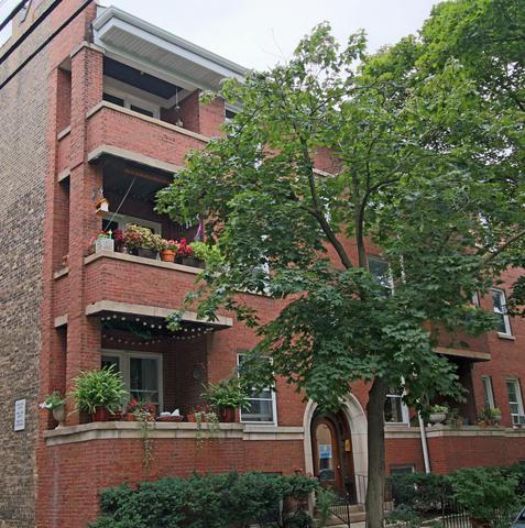 7411 N Greenview Avenue 3F, Chicago, IL 60626 (MLS #10058239) :: The Jacobs Group