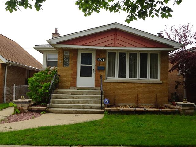 6028 S Melvina Avenue, Chicago, IL 60638 (MLS #10058273) :: The Jacobs Group