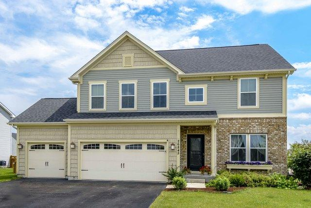 26845 Basswood Circle, Plainfield, IL 60585 (MLS #10058356) :: The Jacobs Group
