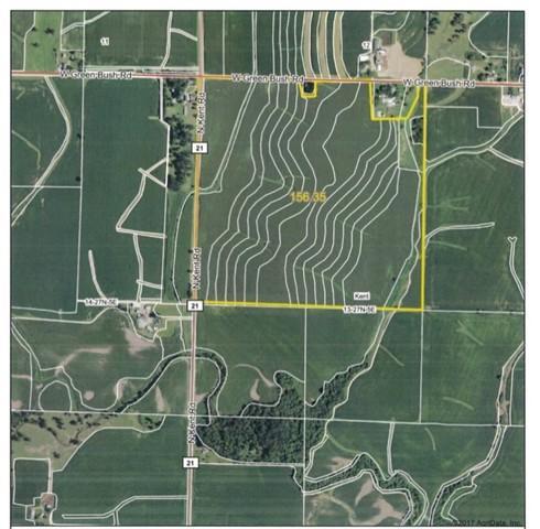 0 W. Greenbush Road, Lena, IL 61048 (MLS #10058380) :: The Jacobs Group