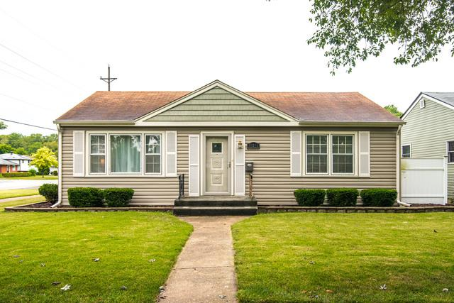 15054 Springfield Avenue, Midlothian, IL 60445 (MLS #10058439) :: The Jacobs Group