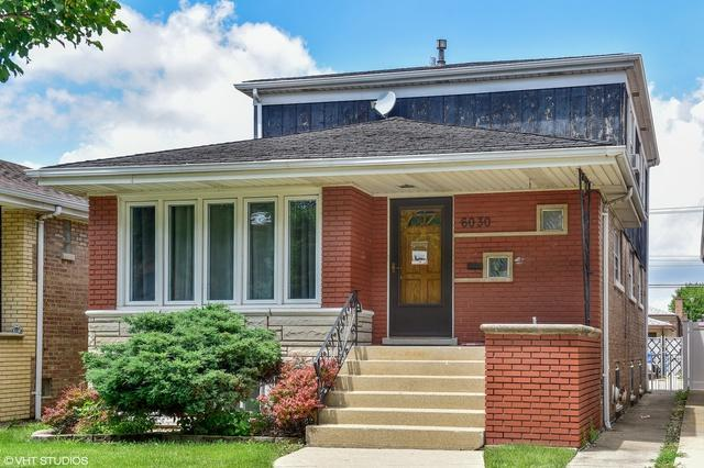 6030 W 64th Place, Chicago, IL 60638 (MLS #10058448) :: The Jacobs Group