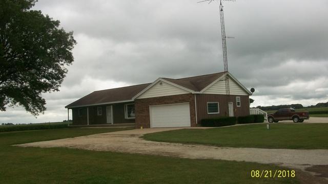 1033 E 1000 North Road, Onarga, IL 60955 (MLS #10058466) :: Lewke Partners