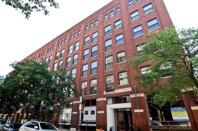 225 W Huron Street #519, Chicago, IL 60654 (MLS #10058491) :: Property Consultants Realty