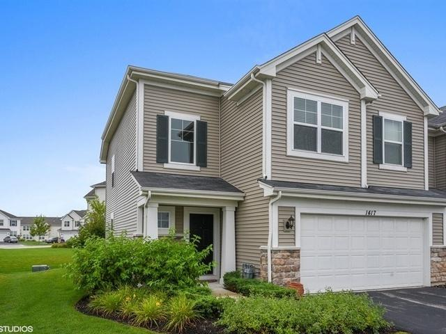 1417 Newport Circle, Pingree Grove, IL 60140 (MLS #10058502) :: Property Consultants Realty