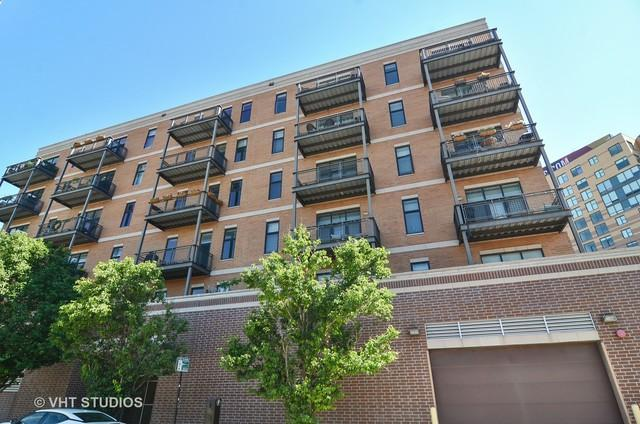 725 N Aberdeen Street #209, Chicago, IL 60642 (MLS #10058519) :: The Jacobs Group