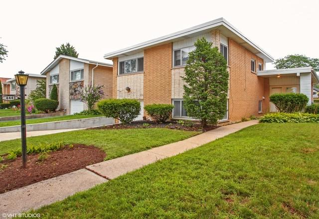 4443 W Fitch Avenue, Lincolnwood, IL 60712 (MLS #10058548) :: The Jacobs Group