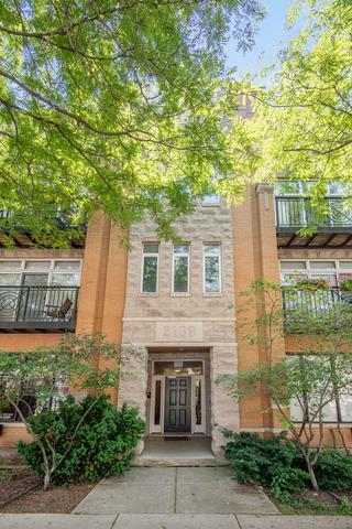 2139 W Roscoe Street 3E, Chicago, IL 60618 (MLS #10058554) :: The Saladino Sells Team