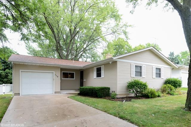 119 Homewood Drive, Genoa, IL 60135 (MLS #10058556) :: The Jacobs Group