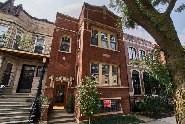 3834 N Lakewood Avenue, Chicago, IL 60613 (MLS #10058557) :: Property Consultants Realty