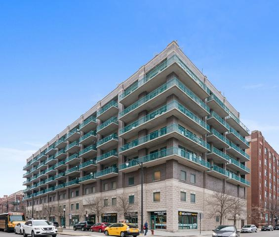 920 W Madison Street 904W, Chicago, IL 60607 (MLS #10058614) :: The Saladino Sells Team