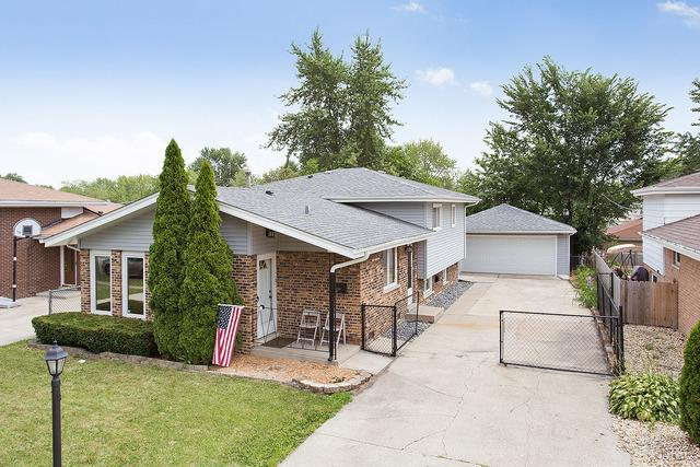 16429 George Drive, Oak Forest, IL 60452 (MLS #10058645) :: The Jacobs Group