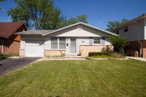 16463 Craig Drive, Oak Forest, IL 60452 (MLS #10058712) :: The Jacobs Group