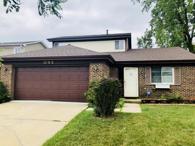 1 Red Wing Court, Woodridge, IL 60517 (MLS #10058758) :: The Jacobs Group