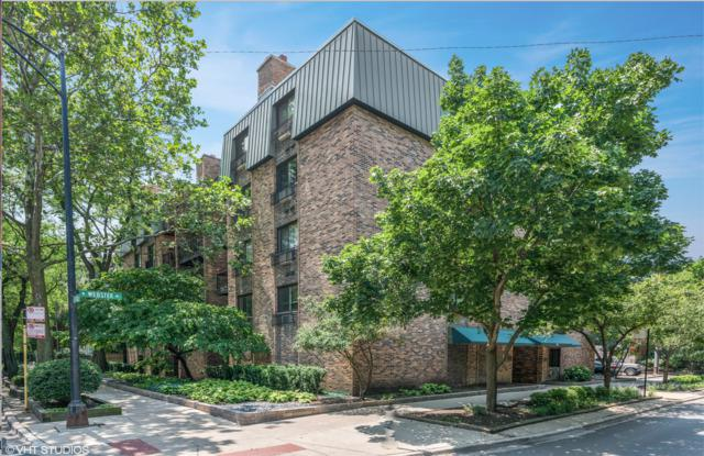 401 W Webster Avenue #508, Chicago, IL 60614 (MLS #10058761) :: The Jacobs Group