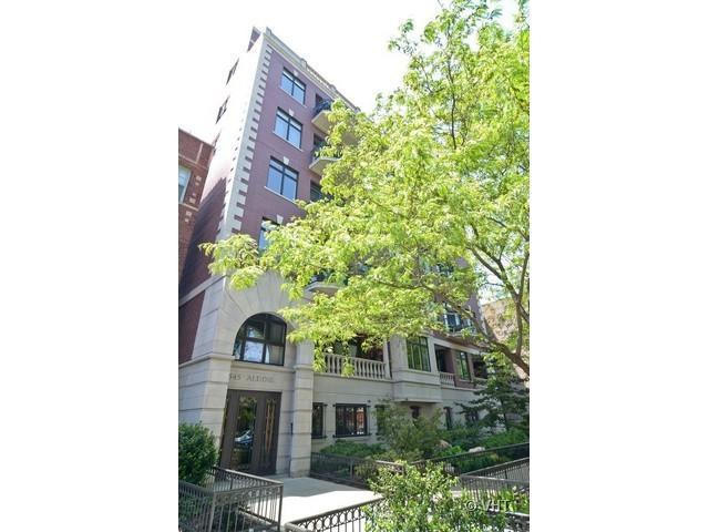 545 W Aldine Avenue 4D, Chicago, IL 60657 (MLS #10058762) :: The Jacobs Group