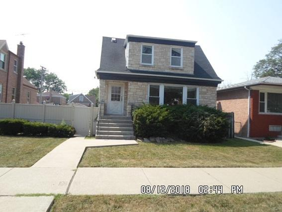 8108 S Sawyer Avenue, Chicago, IL 60652 (MLS #10058821) :: The Jacobs Group