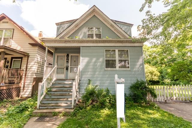 1834 W Birchwood Avenue, Chicago, IL 60626 (MLS #10058872) :: The Jacobs Group