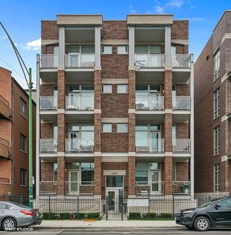 2442 N Clybourn Avenue #1, Chicago, IL 60614 (MLS #10058876) :: The Jacobs Group