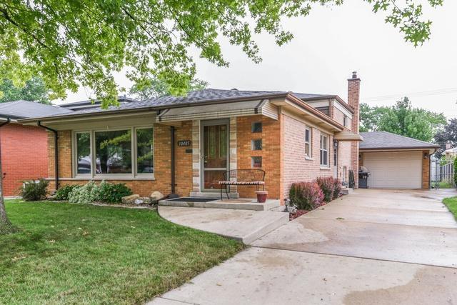 10405 S Keeler Avenue, Oak Lawn, IL 60453 (MLS #10058891) :: The Jacobs Group