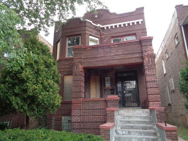 6927 S Peoria Street, Chicago, IL 60621 (MLS #10059007) :: The Jacobs Group