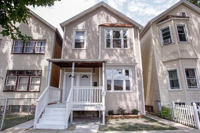514 W 44th Place, Chicago, IL 60609 (MLS #10059020) :: The Jacobs Group
