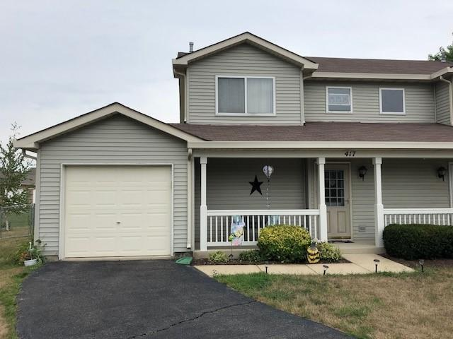 417 Richmond Court, Oswego, IL 60543 (MLS #10059047) :: Baz Realty Network | Keller Williams Preferred Realty
