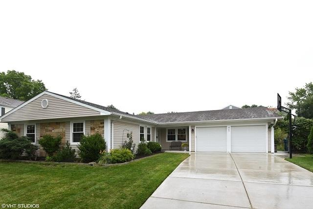 427 Selkirk Drive, Schaumburg, IL 60194 (MLS #10059113) :: The Jacobs Group