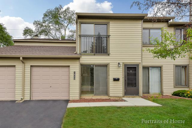 1820 Whidden Avenue #1820, Downers Grove, IL 60516 (MLS #10059121) :: The Saladino Sells Team