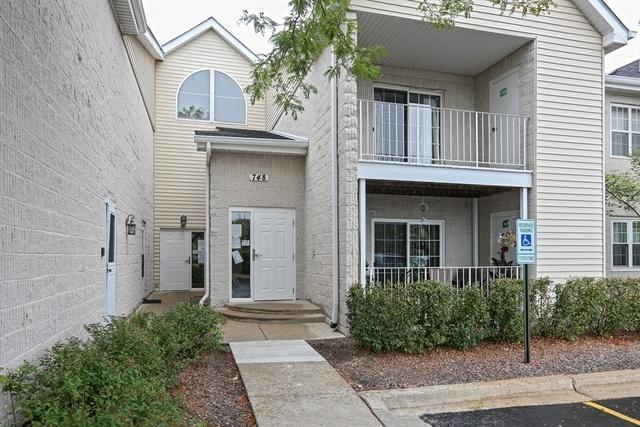 748 N Gary Avenue 5-205, Carol Stream, IL 60188 (MLS #10059124) :: The Jacobs Group
