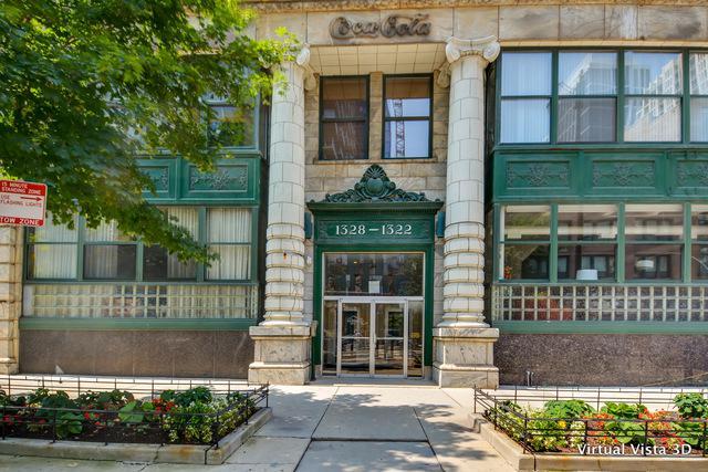 1322 S Wabash Avenue S #510, Chicago, IL 60605 (MLS #10059141) :: The Saladino Sells Team