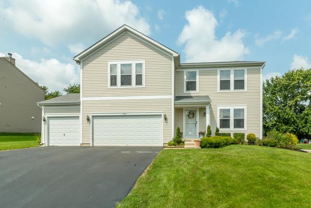 542 Springmeadow Drive, Poplar Grove, IL 61065 (MLS #10059204) :: The Jacobs Group