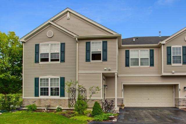 606 Arbor Circle #2, Lakemoor, IL 60051 (MLS #10059717) :: The Dena Furlow Team - Keller Williams Realty