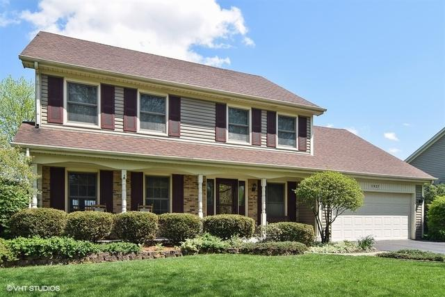 1927 Chatham Drive, Wheaton, IL 60189 (MLS #10059778) :: The Jacobs Group