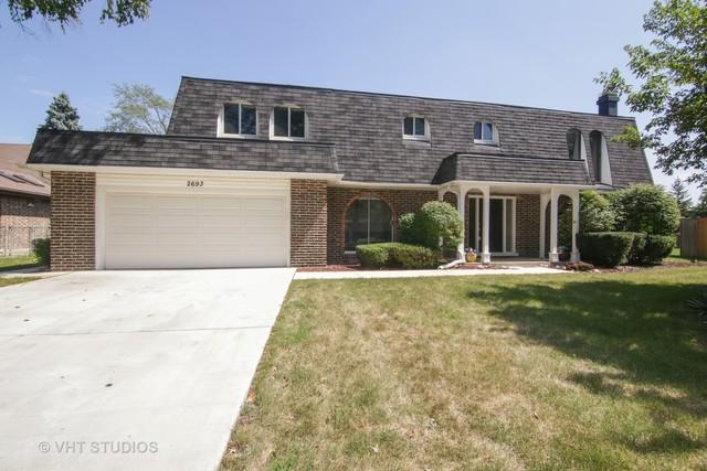 2693 Lisa Court, Northbrook, IL 60062 (MLS #10062000) :: The Jacobs Group