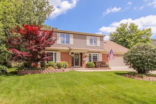 1125 Concord Lane, Hoffman Estates, IL 60192 (MLS #10062114) :: The Jacobs Group
