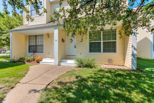 2311 Galen Drive #43, Champaign, IL 61821 (MLS #10062510) :: Baz Realty Network | Keller Williams Preferred Realty