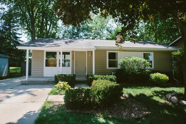 309 Woodbine Avenue, Island Lake, IL 60042 (MLS #10062614) :: The Saladino Sells Team