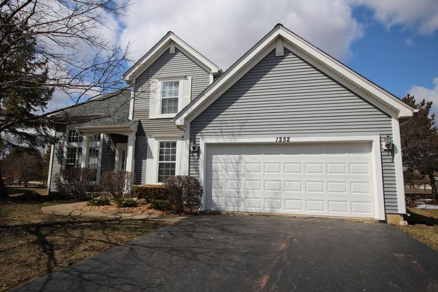 1252 Sandpiper Court, Grayslake, IL 60030 (MLS #10063855) :: The Jacobs Group