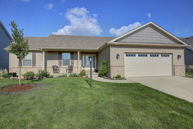 1214 Ridge Creek Road, Savoy, IL 61874 (MLS #10064686) :: Littlefield Group
